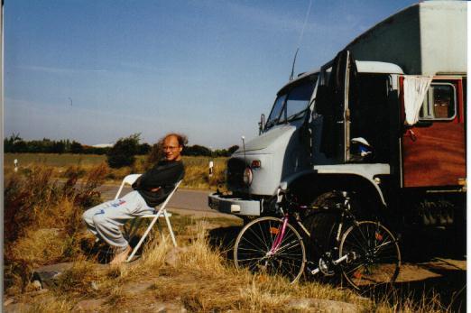 How To Calculate Miles Per Gallon >> Unimog 404 S